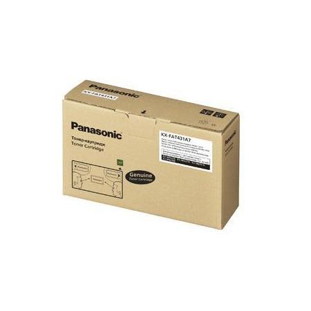 Купить Тонер-картридж Panasonic KX-FAT431A7