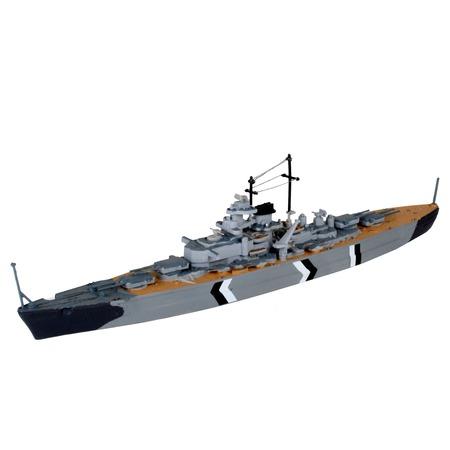 Купить Сборная модель линкора Revell Bismarck