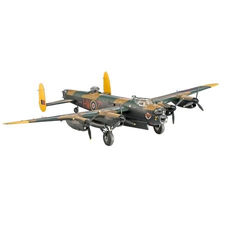 Купить Сборная модель самолета Revell Avro Lancaster Mk. I/II