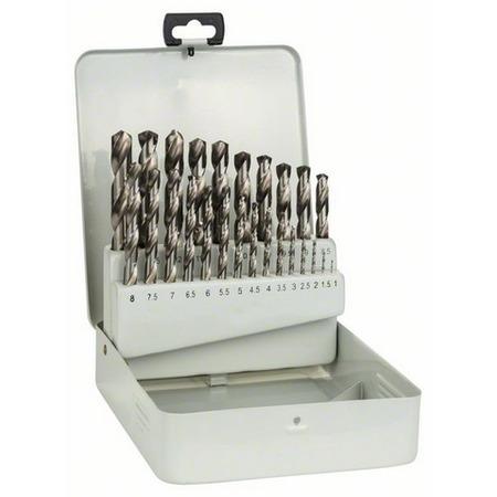 Купить Набор сверл по металлу Bosch 2607018727