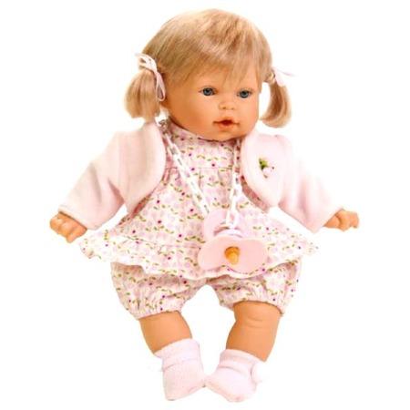 Купить Кукла Munecas Antonio Juan «Сандра в розовом»