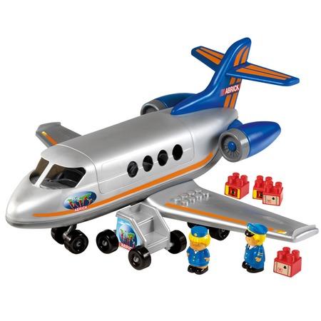 Купить Конструктор Ecoiffier «Самолет»