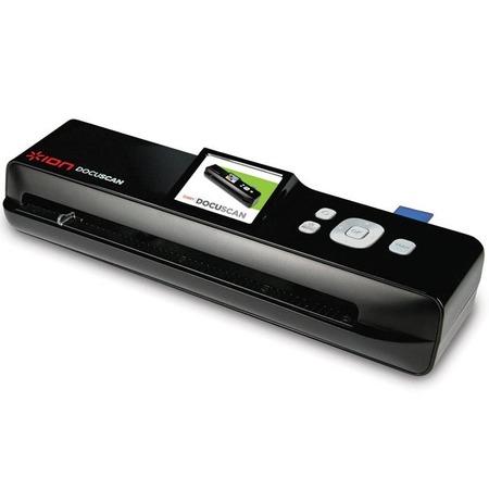 Купить Сканер для документов на карту SD ION Audio DOCUSCAN