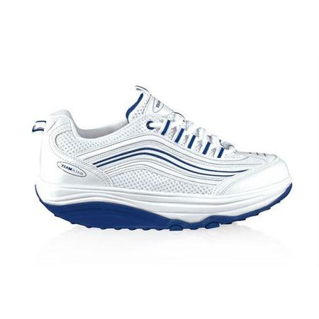 Купить Кроссовки Walkmaxx женские. Цвет: бело-голубой