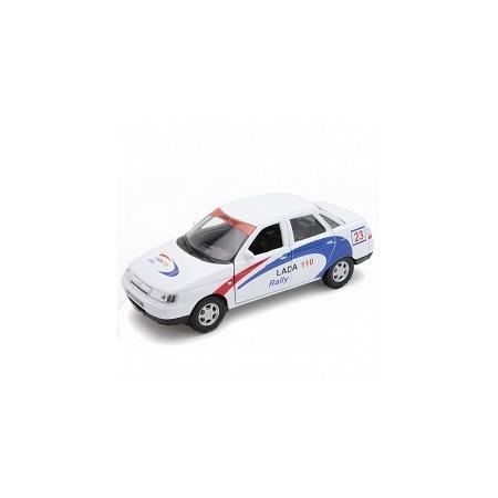 Купить Модель машины 1:34-39 Welly Lada 110. Rally. В ассортименте