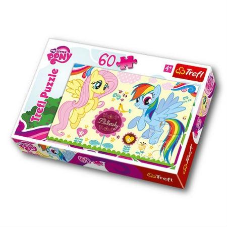 Купить Пазл 60 элементов Trefl «Моя маленькая Пони»
