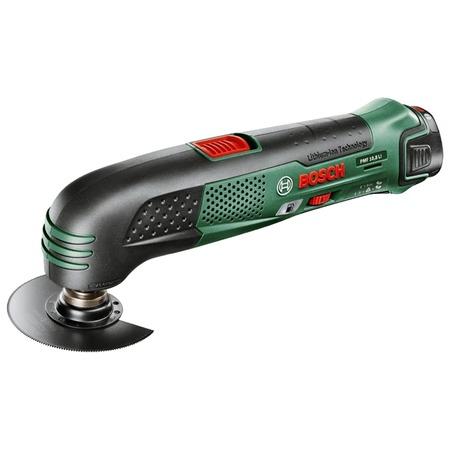 Машина шлифовальная многофункциональная Bosch PMF 10,8 LI (2 аккумулятора)