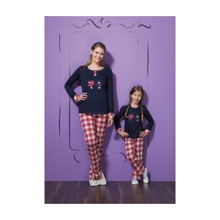 Купить Комплект домашний детский BlackSpade 5379. Цвет: темно-синий
