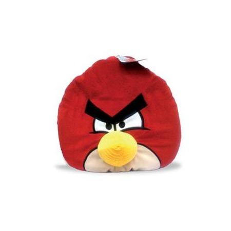 Купить Подушка-игрушка декоративная Angry Birds Red bird