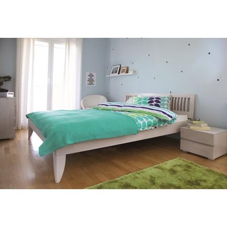 Фото Комплект постельного белья Dormeo Variety. 1-спальный. Цвет: морская волна