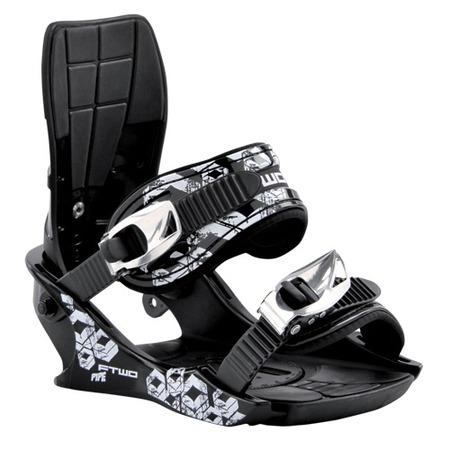 Купить Крепления сноубордические FTWO PIPE (2011-12)