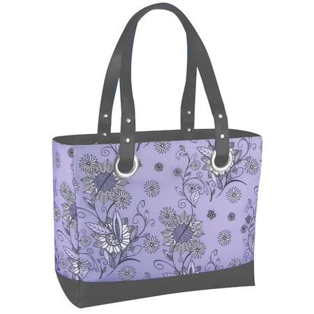 Купить Сумка изотермическая Thermos Raya24 Can Tote Purple Flower