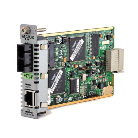 Купить Медиаконвертер Allied Telesis AT-CM302