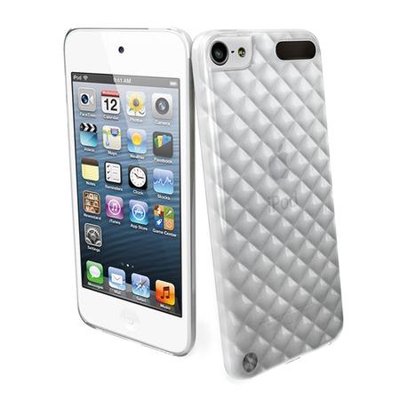 Купить Чехол и пленка на экран Muvit Minigel Flexy для iPod Touch 5G