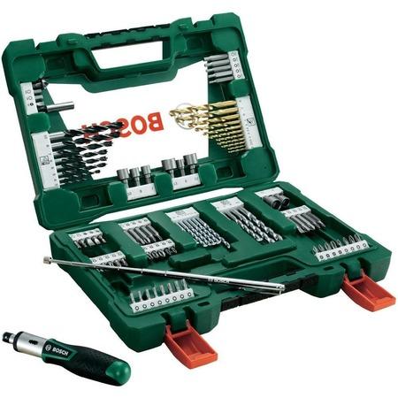 Купить Набор принадлежностей Bosch 2607017195