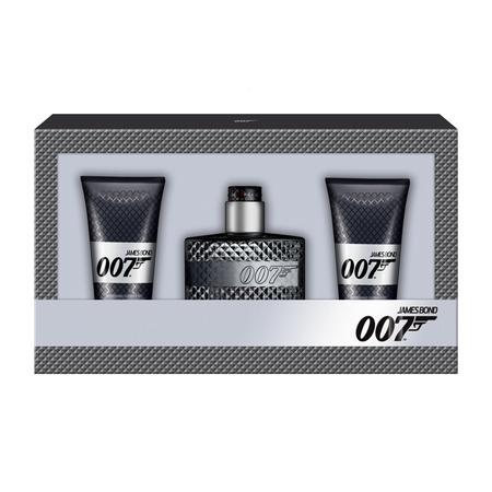 Купить Набор мужской: туалетная вода и гель для душа James Bond Agent 007 (Eau De Toilette + Shower Gel), 50 мл