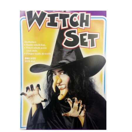 Купить Набор ведьмы