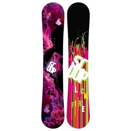 Купить Сноуборд Black Fire Scoop (2013-14)