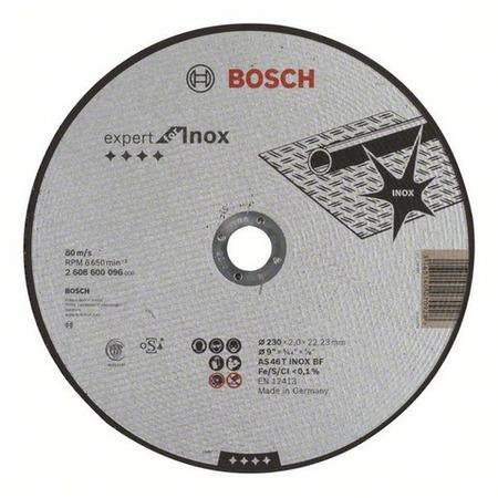 Купить Диск отрезной Bosch Expert for Inox