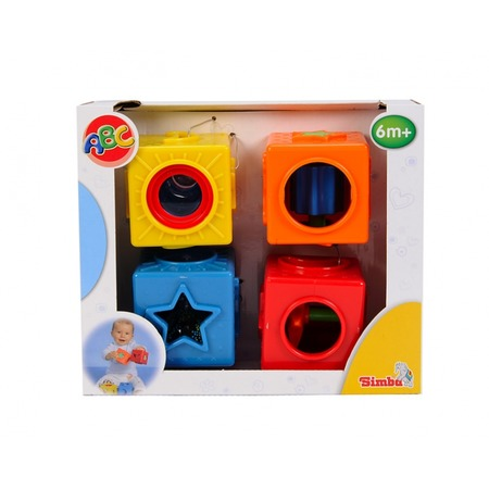 Купить Кубики развивающие Simba 4013749