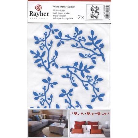 Купить Наклейка для декорирования стен Rayher «Веточки»