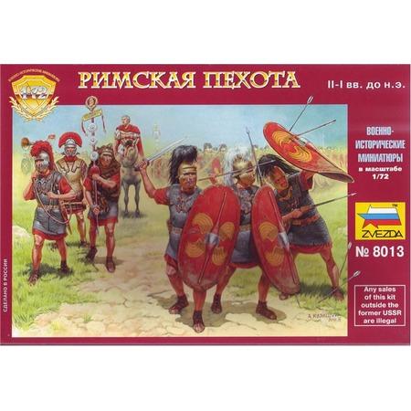 Купить Миниатюра Звезда «Римская пехота»
