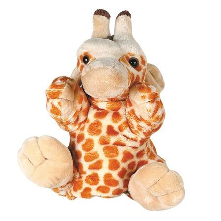 Купить Игрушка-рукавичка Gulliver Жираф
