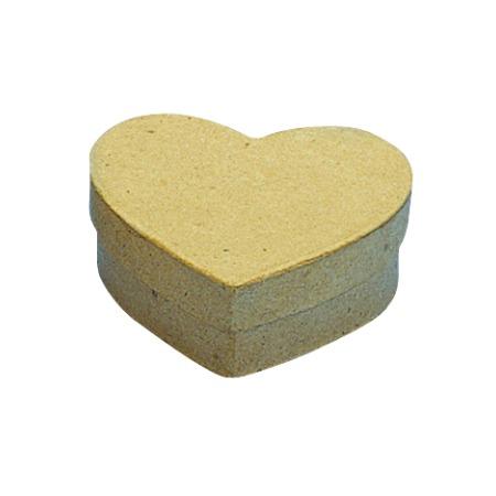 Купить Коробка из папье-маше Rayher «Сердце»