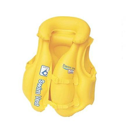 Купить Жилет плавательный надувной с подголовником Bestway 32034