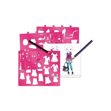 Купить Набор для детского творчества Fashion Angels «Дефиле»