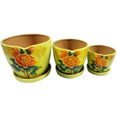 Купить Кашпо декоративное Valenсia КД000042