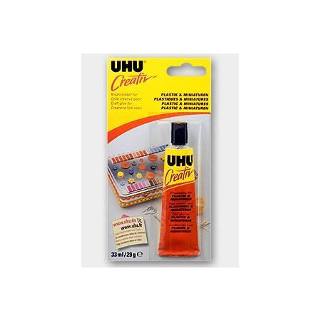 Купить Клей для пластика UHU «Creative»
