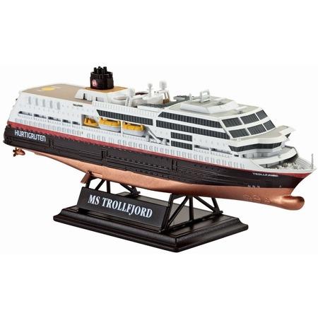 Купить Сборная модель лайнера Revell MS Trollfjord