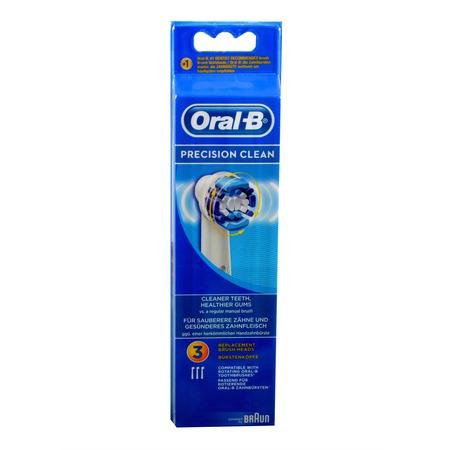 Купить Насадки Braun Oral-B Precision Clean EB 20-3