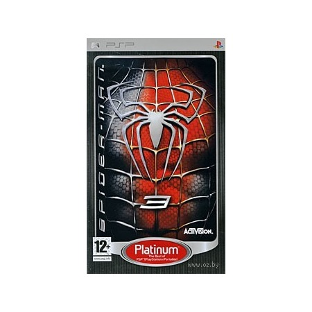 Купить Игра для ps SONY Portable Spider-Man 3. Essentials (eng)