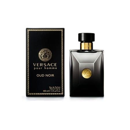 Купить Парфюмированная вода для мужчин Versace Oud Noir, 100 мл