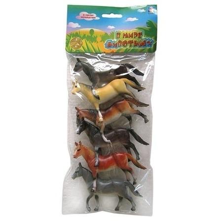 Купить Набор фигурок 1 Toy «Лошади»