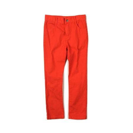 Купить Брюки Appaman Skinny twill pants. Цвет: красный