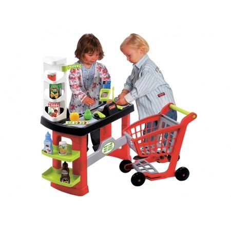 Купить Супермаркет игровой с тележкой Ecoiffier 1740