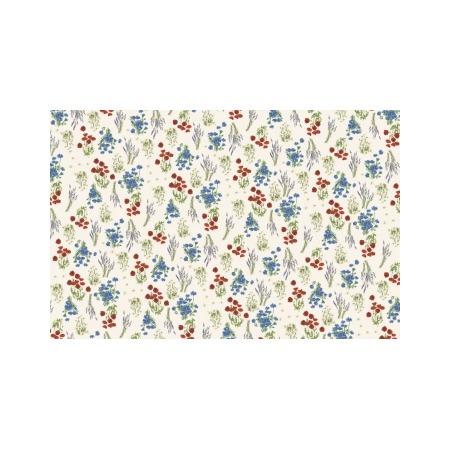 Купить Бумага для декупажа Tassotti «Маленькое цветочное ассорти»
