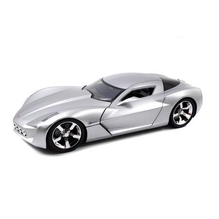 Купить Модель автомобиля 1:18 Jada Toys Corvette Stingray Concept - Glossy 2009