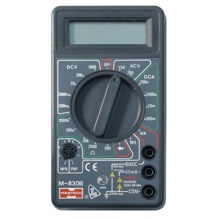 Купить Мультиметр Ресанта M 830В (DT 830B)