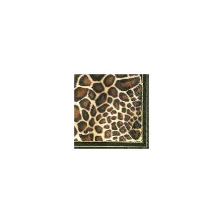 Купить Салфетки бумажные для декупажа IHR «Африканский жираф»