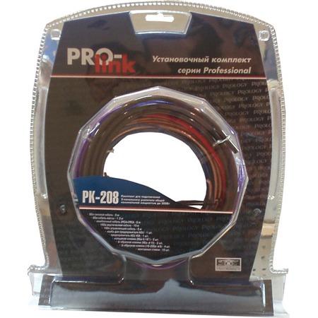 Купить Комплект монтажный для 2-х канального усилителя Prology PK-208