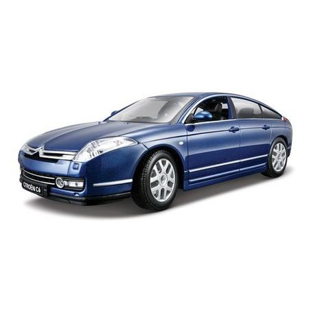 Купить Модель автомобиля 1:18 Bburago Citroen C6. В ассортименте
