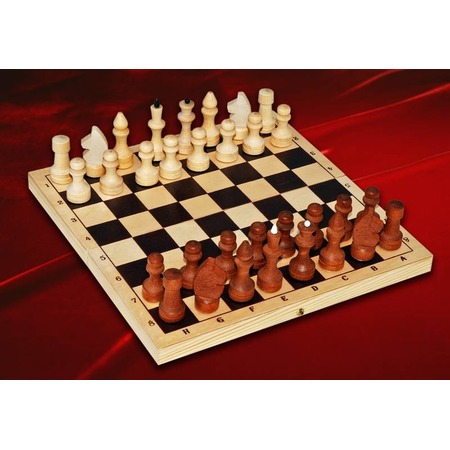Купить Шахматы с доской