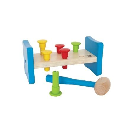 Купить Игрушка деревянная Hape «Гвоздики»