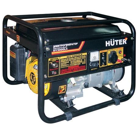 Купить Электрогенератор Huter DY3000LX