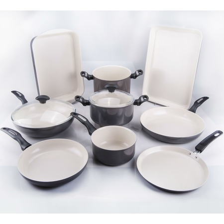 Фото Комплект посуды Delimano Ceramica Prima+ Royal Set