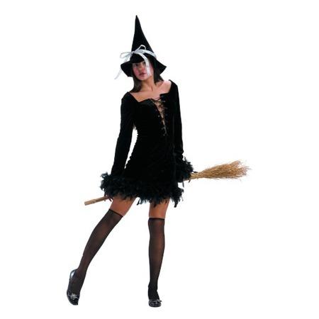 Купить Костюм карнавальный женский Шампания «Ведьма»